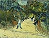 Van Gogh Entrance to the Public Park in Arles.jpg