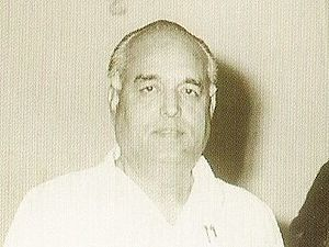 Vasantdada Patil - Patil in 1977