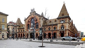 Great Market Hall (Budapest) - Great Market Hall, 2016