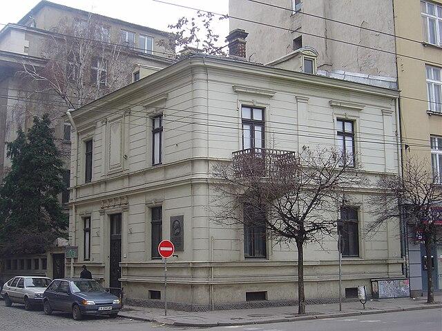 Kasta-muzej Ivan Vazov (Ivan Vazov--House)