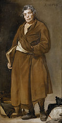 Diego Velázquez: Aesop