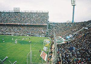José Amalfitani Stadium - Image: Velez 2009