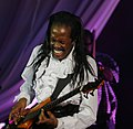 Verdine White von Earth, Wind & Fire, 2009