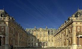 ヴェルサイユ宮殿旧城