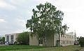 Verwaltungsgebäude des ehemaligen Kalisalzbergwerks Buggingen in Heitersheim 2.jpg