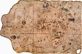 Vesconte Maggiolo. World chart, from eastern coasts of America to India. PORTOLAN CHART. Naples, 1516.A.jpg