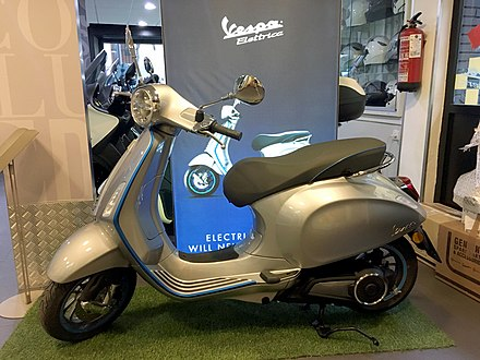 Electric motorcycles and scooters - Wikiwand