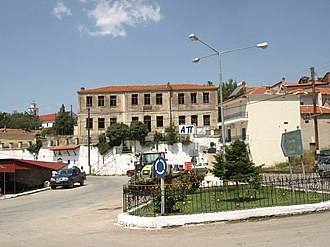 Vevi - Old school in Vevi