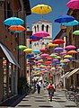 Via Giuseppe Mazzini. Ferrara, Italy.jpg