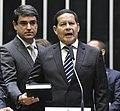 Vice-presidente da República, general Hamilton Mourão, lê compromisso constitucional.jpg