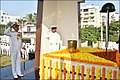 Vice Admiral MS Pawar Chief of Staff ENC paying tributes to the martyrs of 1971 war on the occasion of Vijay Diwas 5.jpg