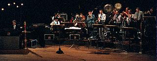 Vienna Art Orchestra big band