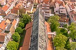 View from tower of Greifswald Dom (34264505920).jpg