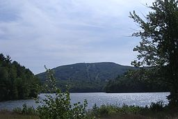 View of Mount Wachusett and Wachusett Lake from the Westminster side, MA.jpg