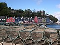 View of Tobermory from Pier - geograph.org.uk - 65102.jpg