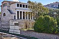 View of the Stoa of Attalus from Adrianou Street on November 26, 2020.jpg