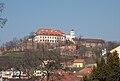 View on Špilberk from Denisovy sady.jpg