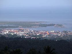 Skyline of Pagadian