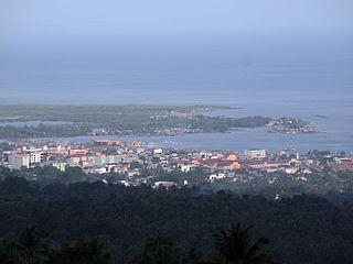 Region in Mindanao, Philippines