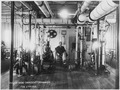 View showing engine room of snagboat SWINOMISH - NARA - 298846.tif