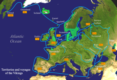 Viking Age - Wikipedia, the free encyclopedia