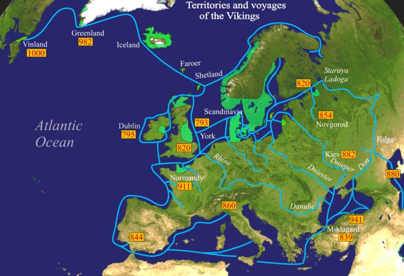 Resultado de imagen para vikings
