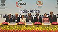 Vilasrao Deshmukh at the India Africa Science & Technology Ministerial Conference and Tech Expo, in New Delhi. The Minister of State for Planning, Science & Technology and Earth Sciences, Dr. Ashwani Kumar.jpg