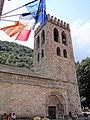 Villefranche-de-Conflent - Église Saint-Jacques - Extérieur -2.jpg