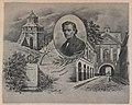 Vilnia, Uładzisłaŭ Syrakomla. Вільня, Уладзіслаў Сыракомля (J. Olszewski, 1904).jpg
