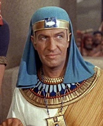 Vincent Price - Price in the trailer for the film The Ten Commandments (1956)