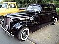 Vintage car, Birkenhead 6.JPG