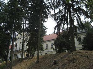 Pejačević Castle in Virovitica - Image: Virovitica Castle, Croatia