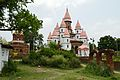 Vishnu Mandir and Hanseswari Mandir - Bansberia Royal Estate - Hooghly - 2013-05-19 7484.JPG