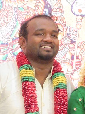 Vishnu Vijay - Image: Vishnu Vijay