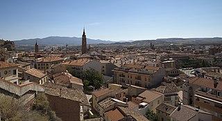 Calatayud Municipality in Aragon, Spain