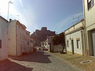 Belver (Gavião) Civil parish in Alentejo, Portugal