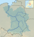 Vistula river map-clean.png