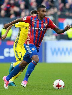 Vitinho (footballer, born 1993) Brazilian footballer