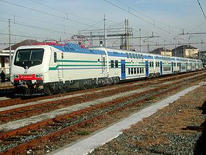 Trenitalia - Trenitalia Regional Train