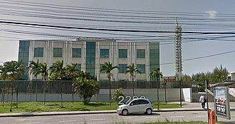 Vivo (telecommunications) - Vivo building in Rio de Janeiro.