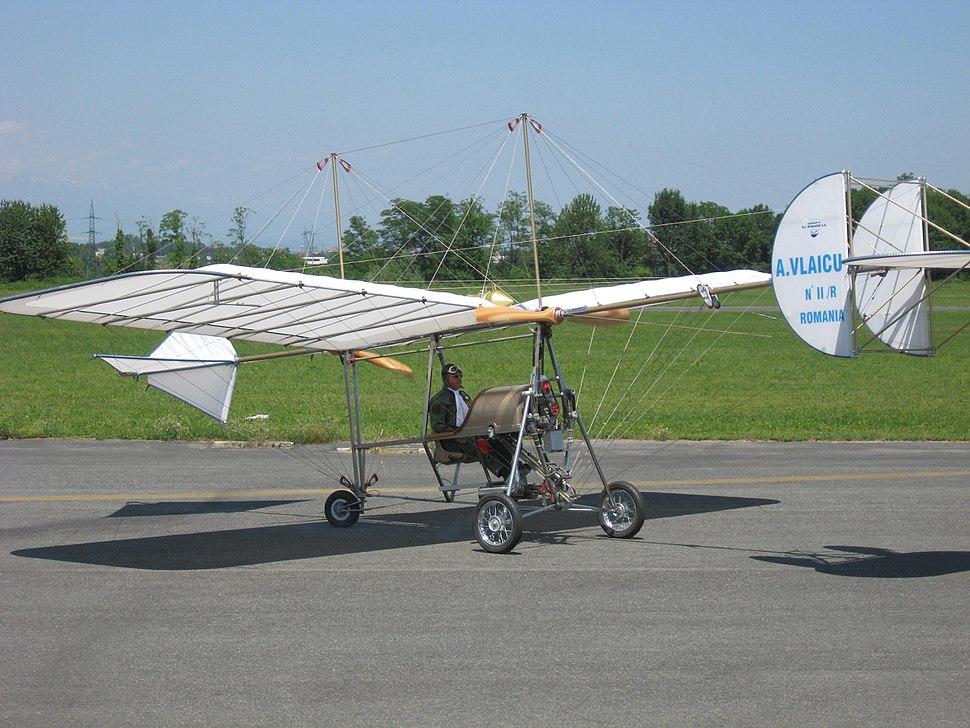 Vlaicu II replica