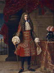 Jacob Ferdinand Voet: Luis Francisco de la Cerda, IX duque de Medinaceli