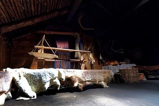 Vor 1500 Jahren, lebten hier die frühen Norweger. 05