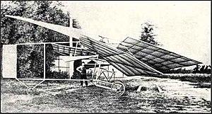 Traian Vuia - Vuia helicopter 1918