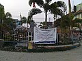 WACN - a view of newiki static billboard at Biratnagar, Nepal 04.jpg