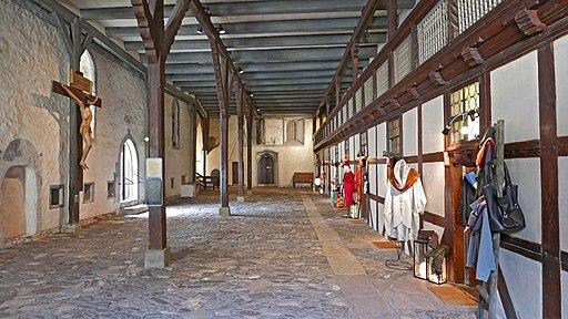 Hospital Großes Heiliges Kreuz Goslar