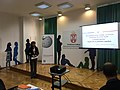 WMRS Presentations at Ministry of Culture and Information, Serbia 01.jpg