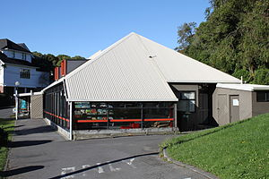 Wadestown, New Zealand - Wadestown Library