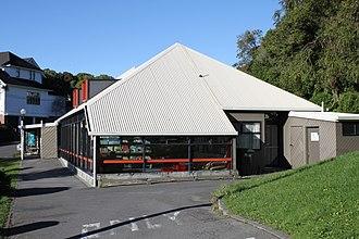 Wadestown, New Zealand - Wadestown Library
