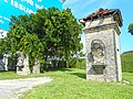 Wagner Creek in Miami - 02 Old Entrance Gate Posts.jpg